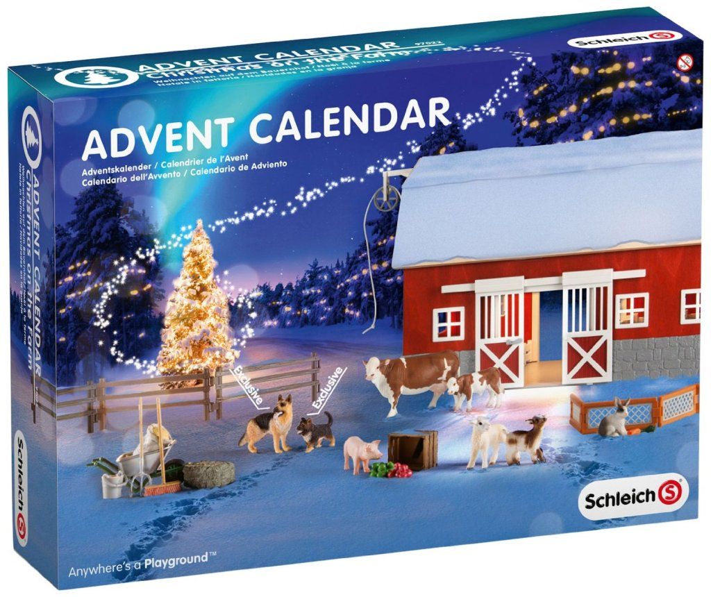 Non chocolate non traditional advent calendars Advent calendar non chocolate