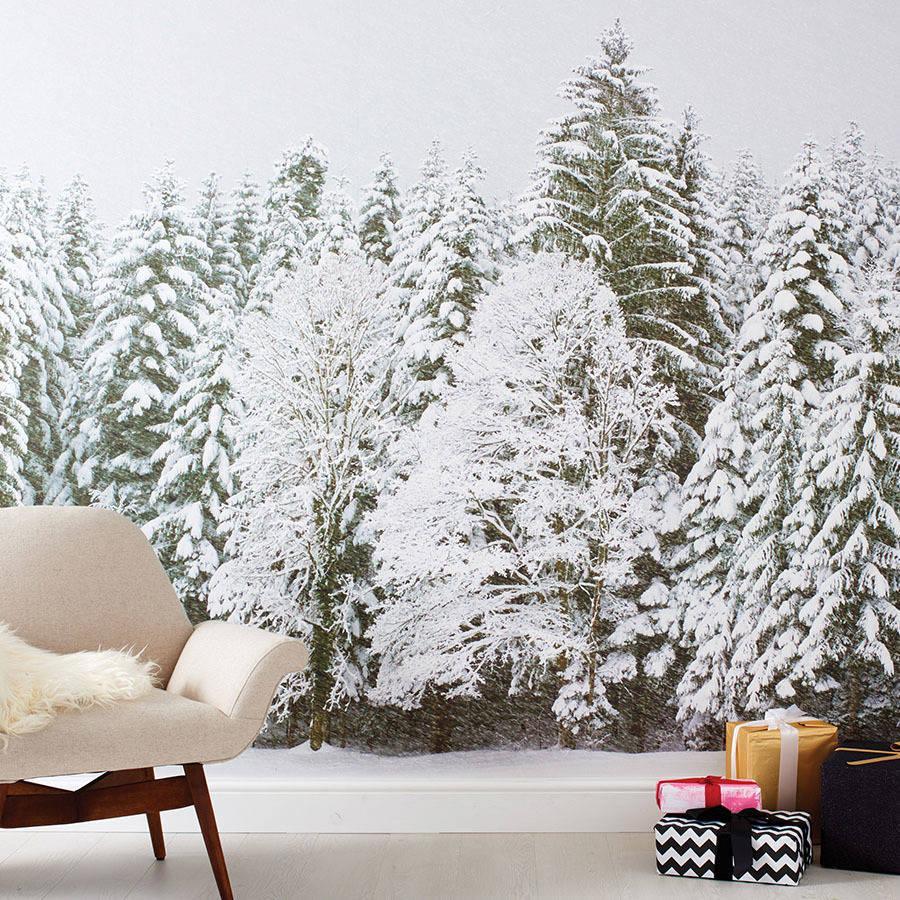 original_snowy-trees-self-adhesive-wallpaper-mural