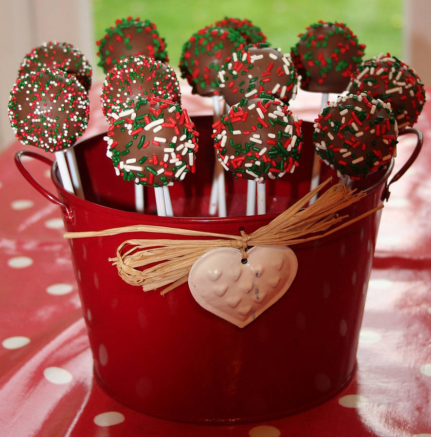 Christmas Ideas For Cake Pops
