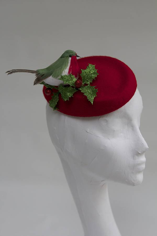 original_christmas-robin-and-holly-pillbox-hat