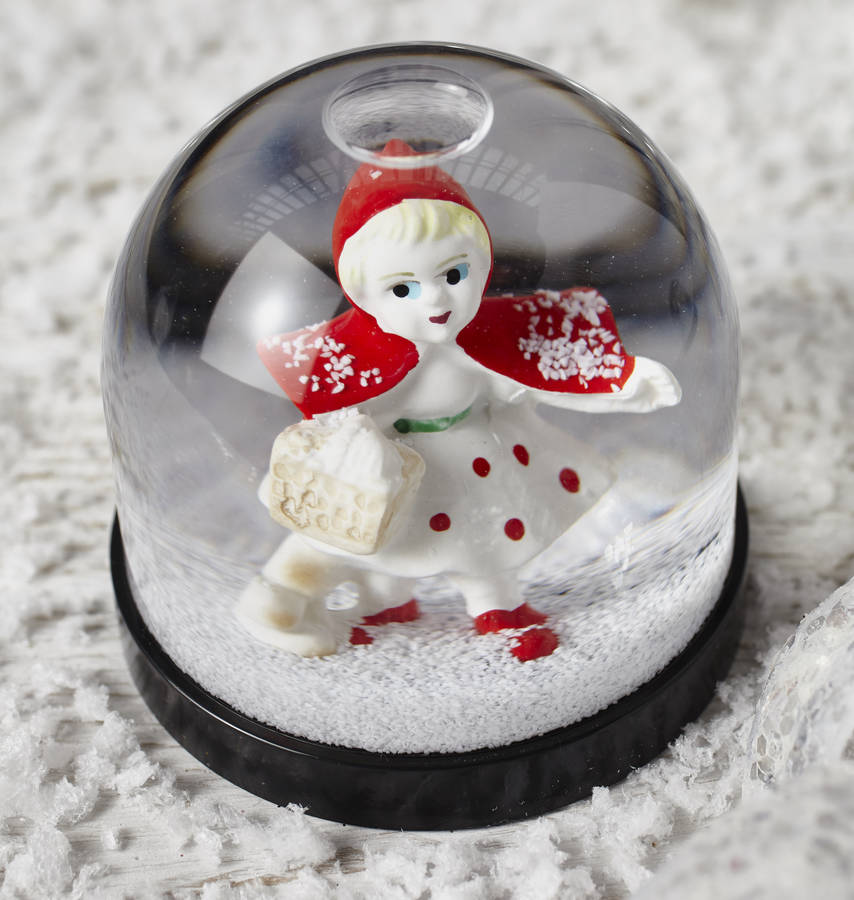 original_red-riding-hood-snow-globe