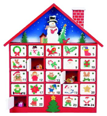 christmas-advent-house